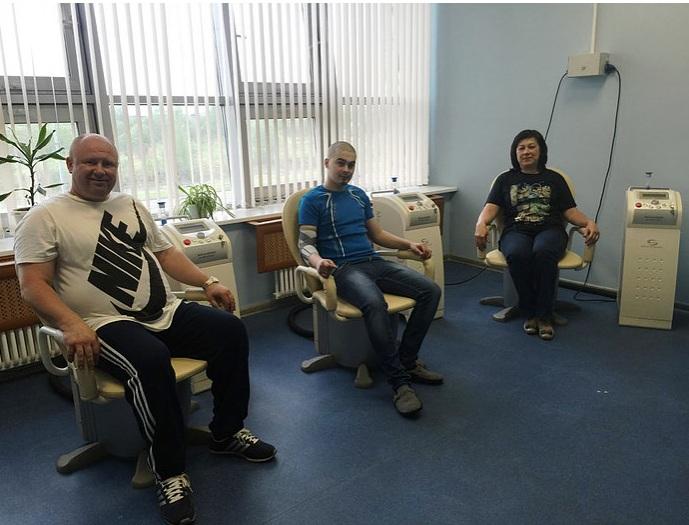 Светлана Торченюк: «Наше отделение физиотерапии оснащено великолепно»