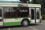 С первого октября изменяются схемы движения автобусов маршрутов №78 и №80