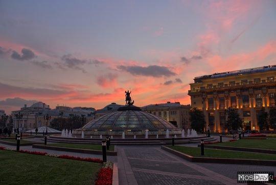Зеленоградские коллективы выступят для москвичей в центре столицы