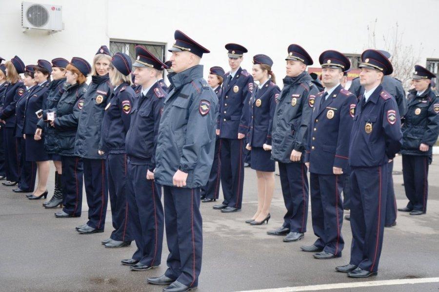 Полиция Зеленограда проводит на улицах города комплексную операцию «Заслон»