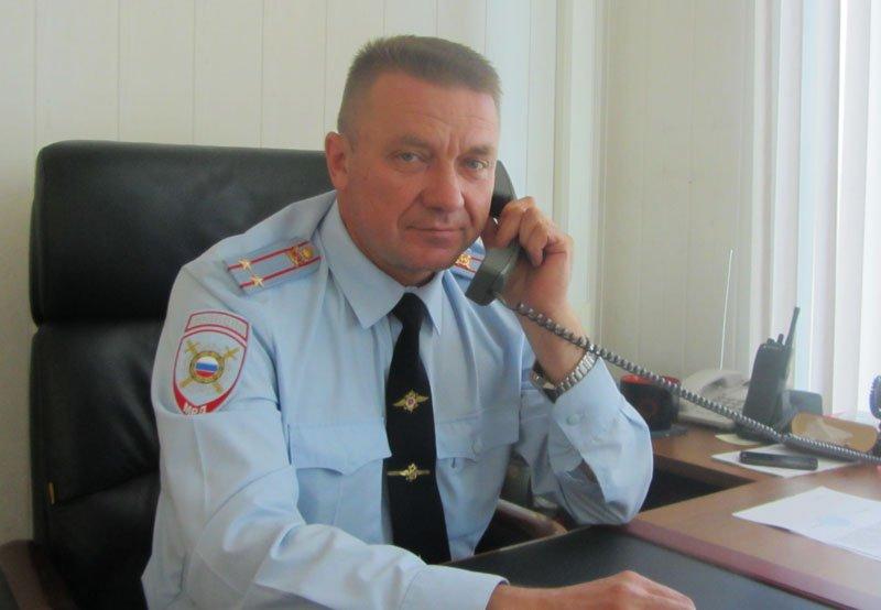 Начальником крюковского ОМВД назначен подполковник полиции Сергей Жигульский