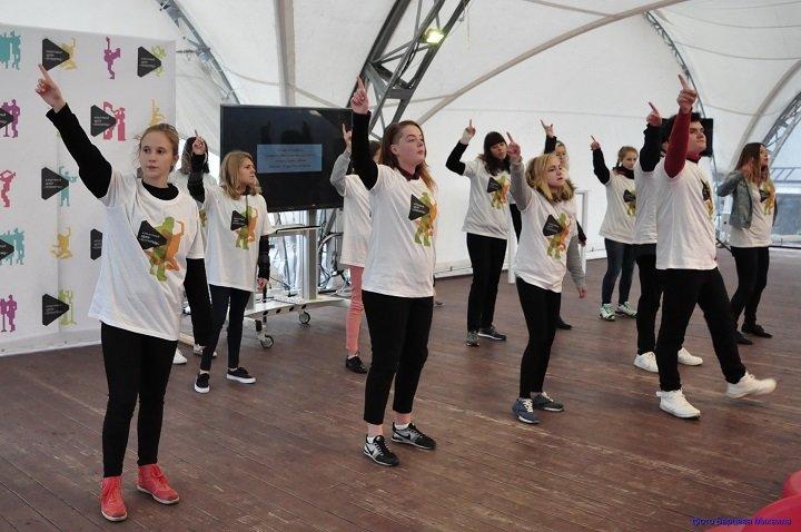 Волонтерское движение КЦ «Зеленоград» проводит набор активистов