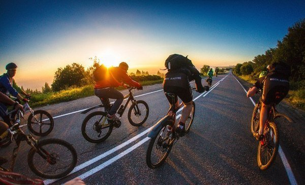Предрассветные «покатушки» на велосипедах, скейтах и роликах пройдут в Зеленограде