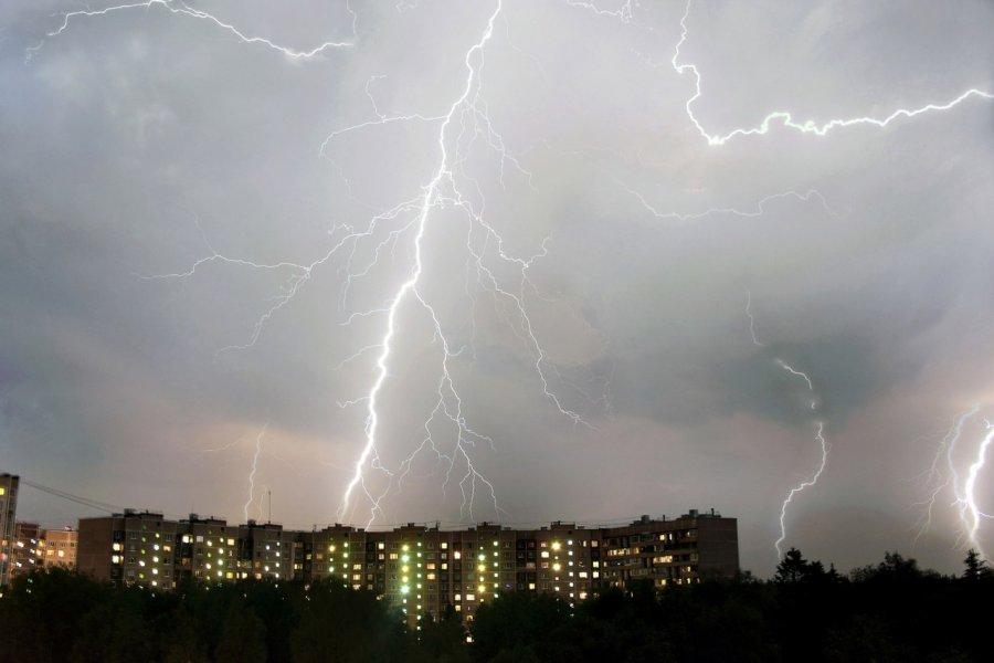 В Зеленограде объявлено штормовое предупреждение