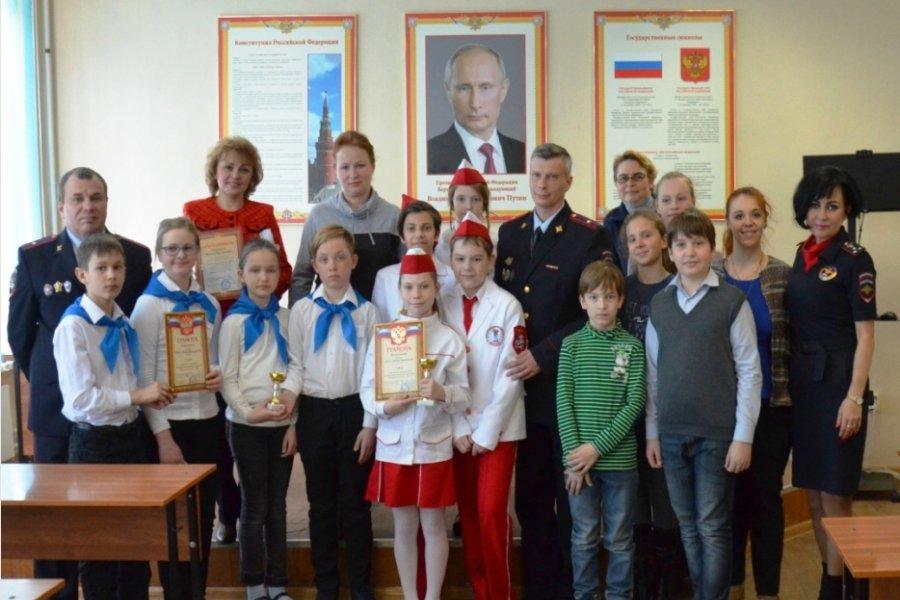 В Зеленограде определили победителей окружного этапа олимпиады «Безопасное колесо» среди школьников