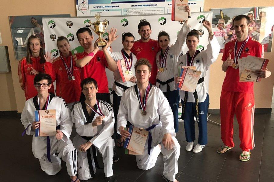 Зеленоградские школьники стали призерами Чемпионата России по тхэквондо среди глухих