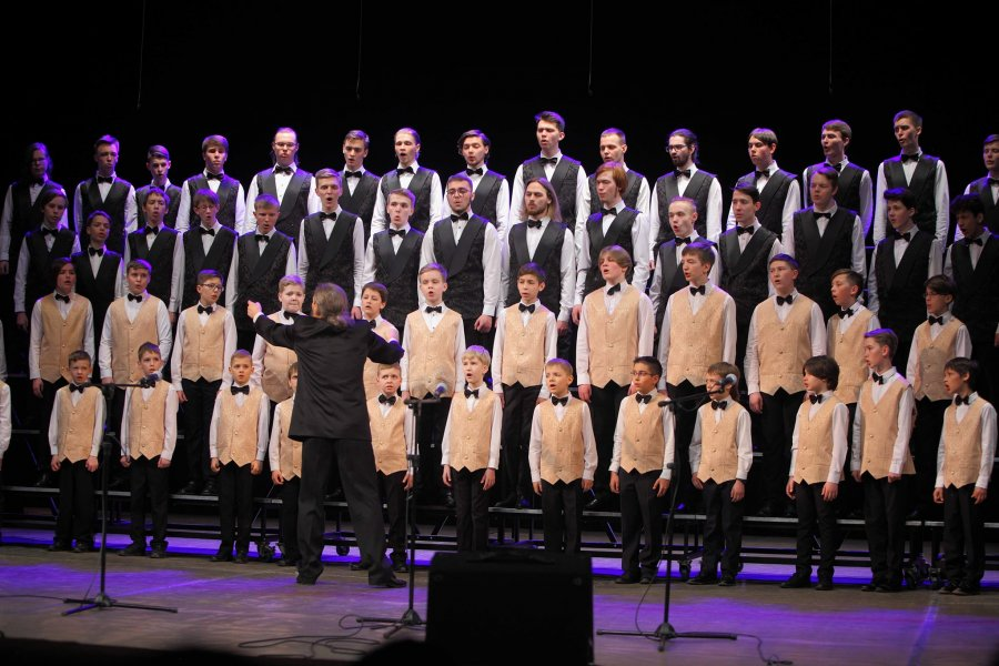 Юбилейный концерт хоровой капеллы мальчиков и юношей «Орлята» прошел в Зеленограде