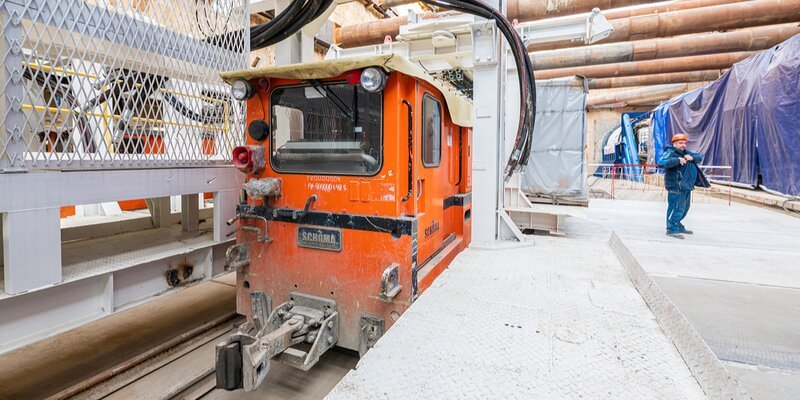 фото                                                          В Москве до конца года завершат проходку всех тоннелей на Большой кольцевой линии метро