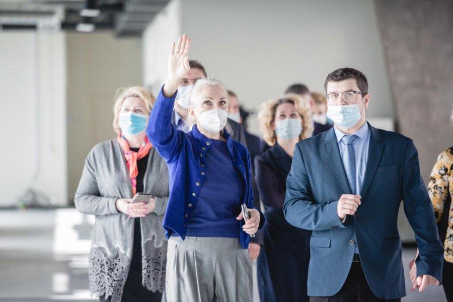 фото                                                          Ирина Белых: Зеленоград вдохновляет на патриотические проекты