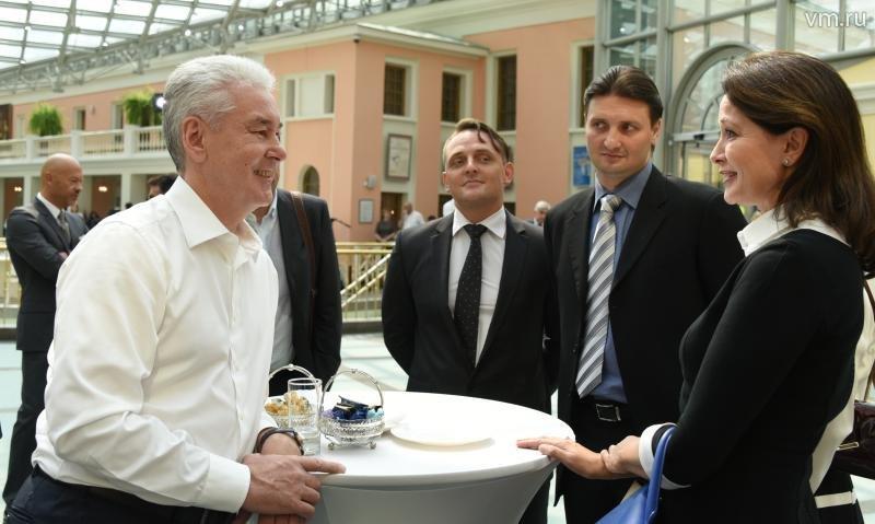 Сергей Собянин встретился с доверенными лицами партии «Единая Россия»