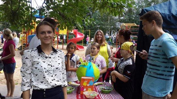Члены молодёжных палат районов Крюково и Старое Крюково провели в Зеленограде экологическую акцию