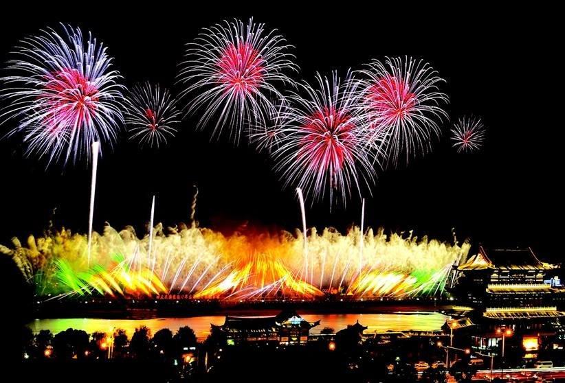 В Москве состоится II Международный фестиваль фейерверков