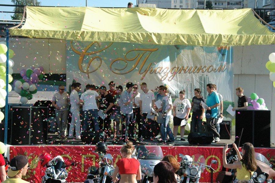 Брутально и громко: в Крюково отпраздновали День молодежи