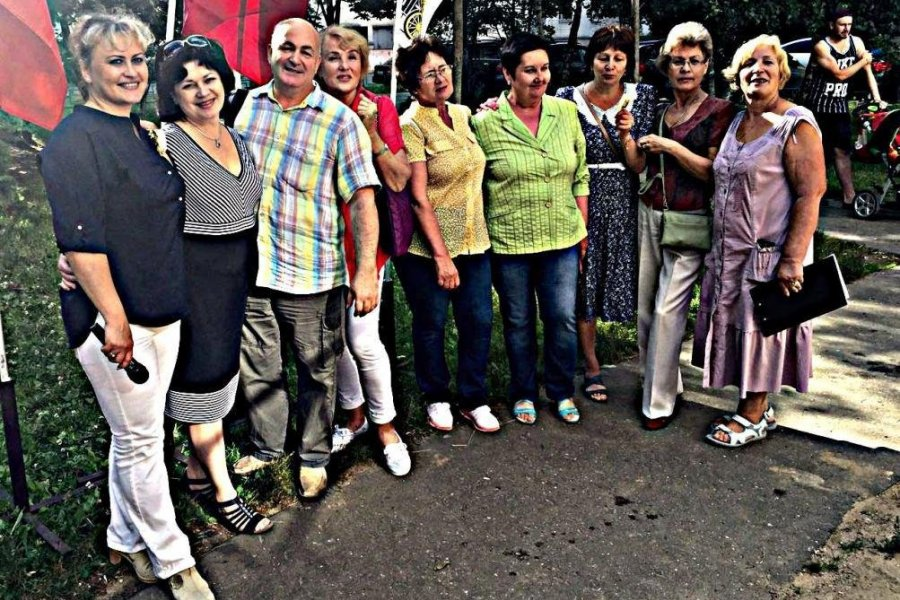 Второй День соседей прошел в Зеленограде