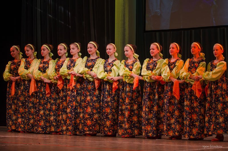 В КЦ «Зеленоград» отпраздновали день пожилого человека