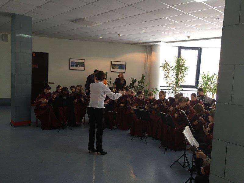Зеленоград принял столичных ветеранов педагогического труда