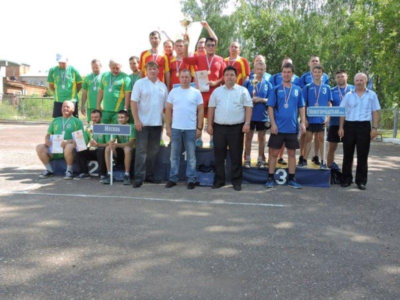 Спортсмены из Зеленограда стали призёрами Чемпионата России по городошному спорта
