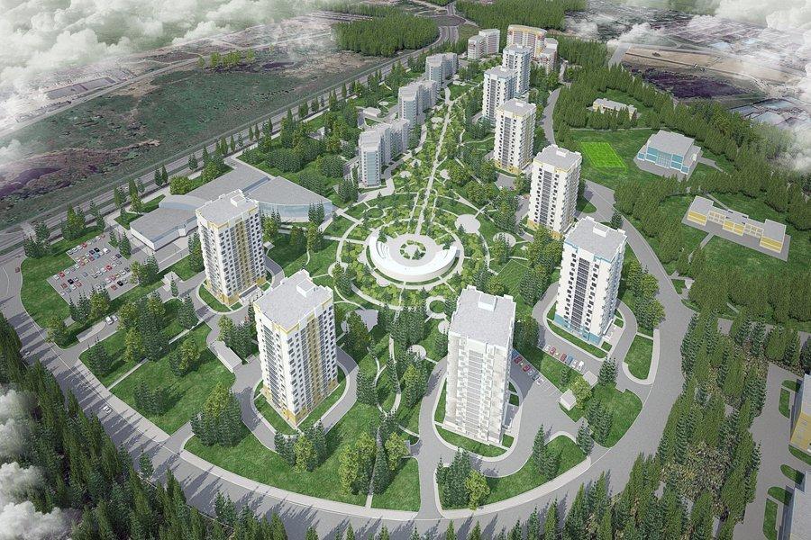 Зеленоград вошёл в число финалистов конкурса на лучший строительный проект