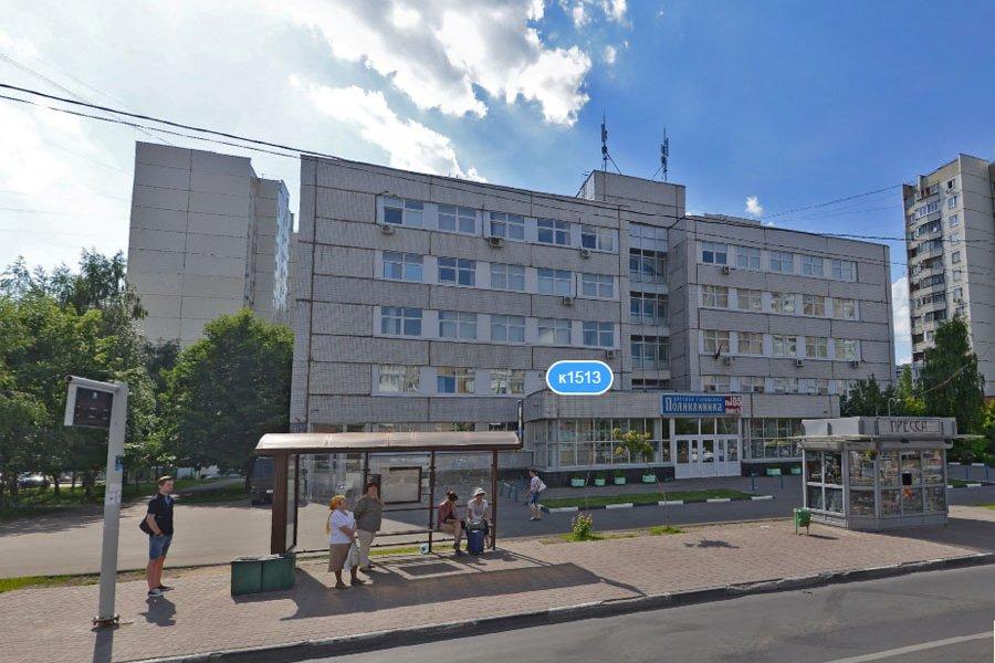 В детской городской поликлинике № 105 Зеленограда прошла реструктуризация