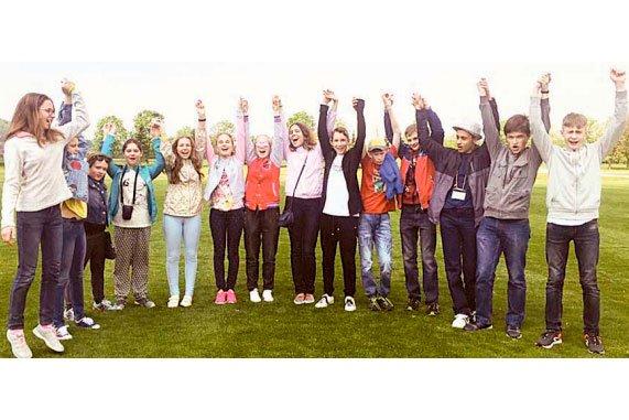 Из Словении вернулась первая группа талантливых и одаренных детей из Зеленограда