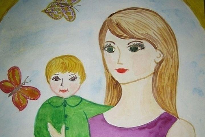 Рисунки ко дню матери 7 класс карандашом