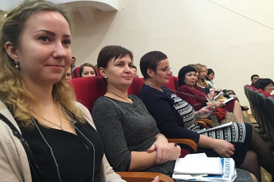 Зеленоградский лицей №1557 готовится к получению статуса международной школы