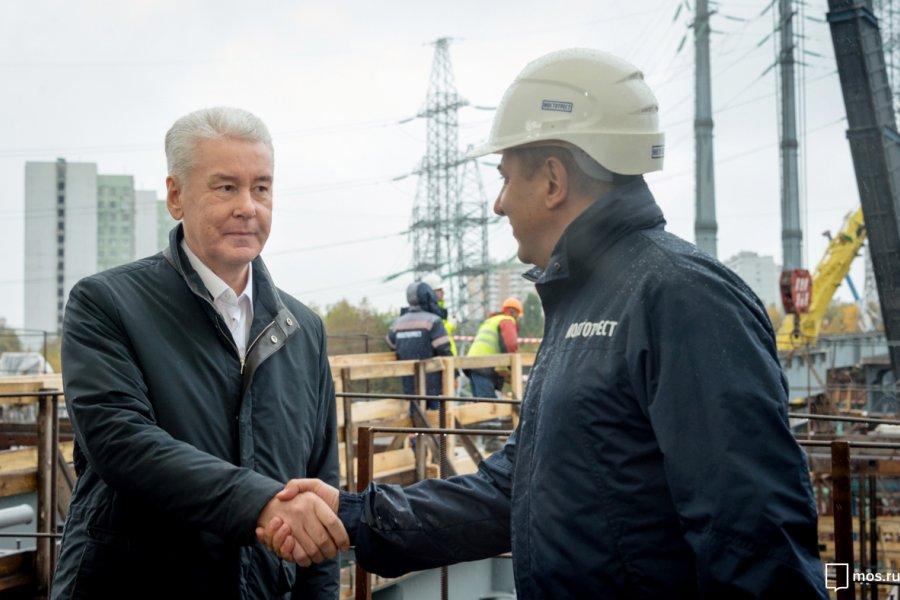 Правительство Москвы одобрило план реконструкции трех участков МКАД