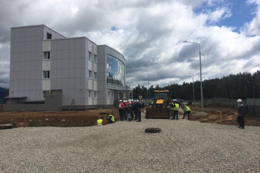 Зеленоград бетон оэз налипание бетона