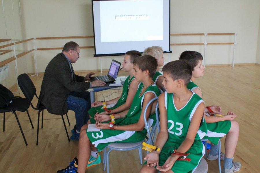 В зеленоградской школе №1194 пройдет спортивный IT-мастер-класс