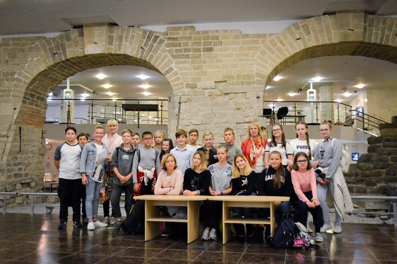 Уроки для учеников школы №1557 проходят в московских музеях
