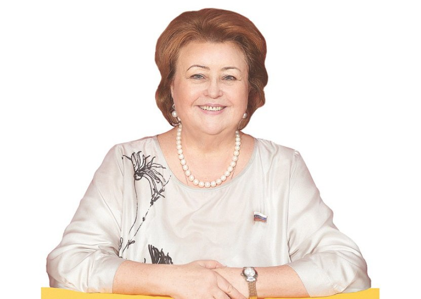 Зинаида Драгункина: «Комсомол дал мне импульс на всю жизнь»