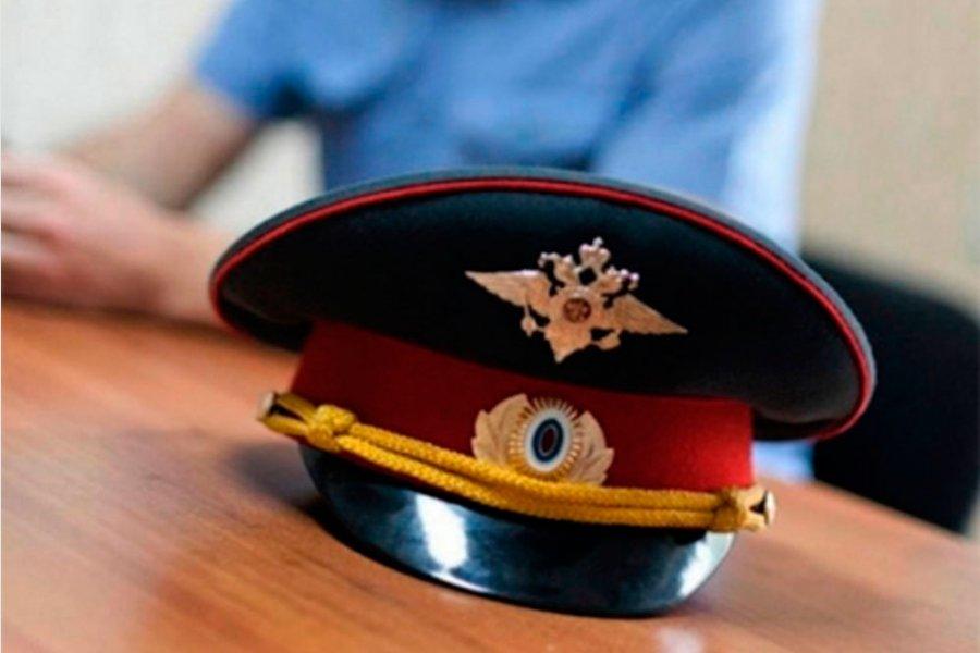 Сотрудники зеленоградской полиции оперативно задержали подозреваемого в краже