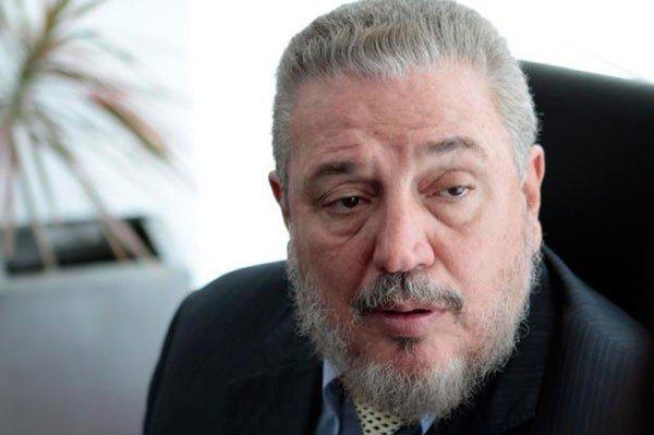 Фидель Кастро Диас-Баларт представит свою книгу на IASP 2016 Moscow