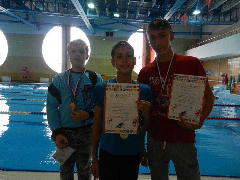 Команда управы Крюково победила в окружных соревнованиях по плаванию