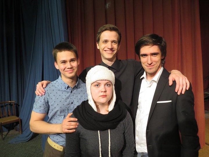 КЦ «Зеленоград» приглашает на спектакль «Жестокие игры» по произведению современного драматурга