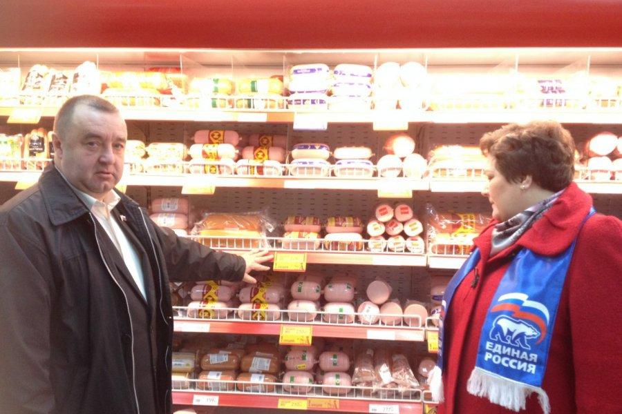 В районах Зеленограда народные контролеры проверили цены на товары