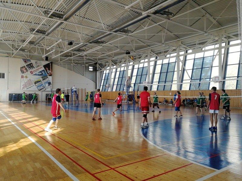 В Зеленограде прошел финал Спартакиады «Мир равных возможностей» по волейболу