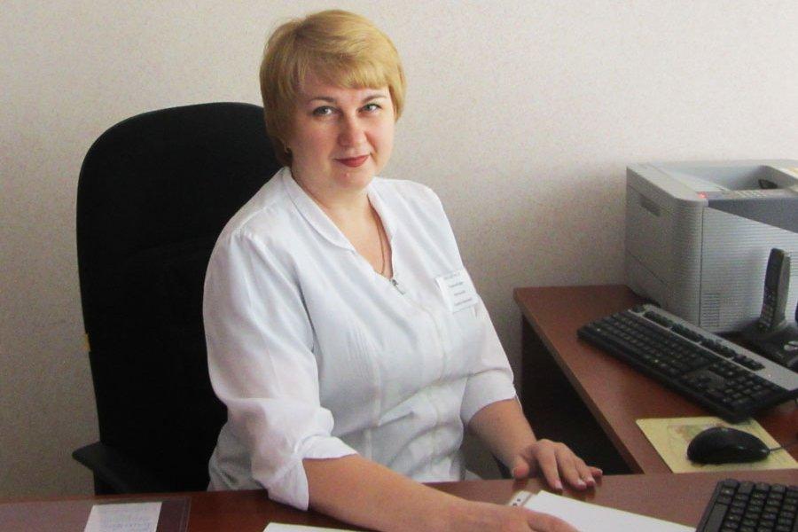 В детской поликлинике №105 Зеленограда назначен новый главврач – Галина Учелькина