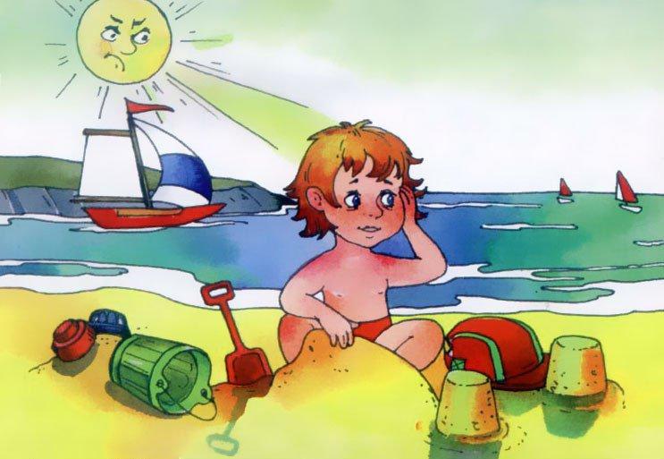 МЧС Зеленограда напоминает о мерах предосторожности для детей в летние месяцы