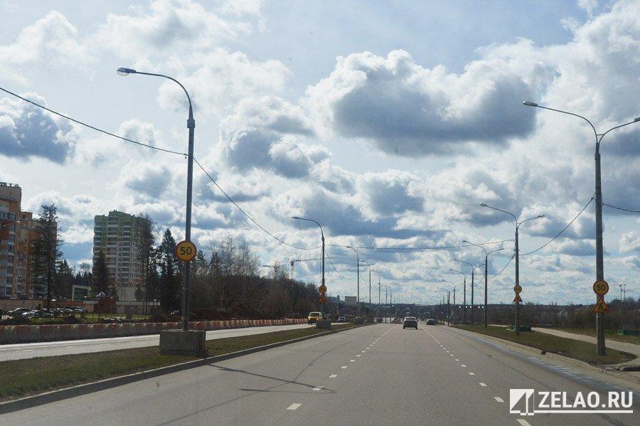 Достраивать дублер Кутузовского шоссе в Зеленограде будет новый подрядчик