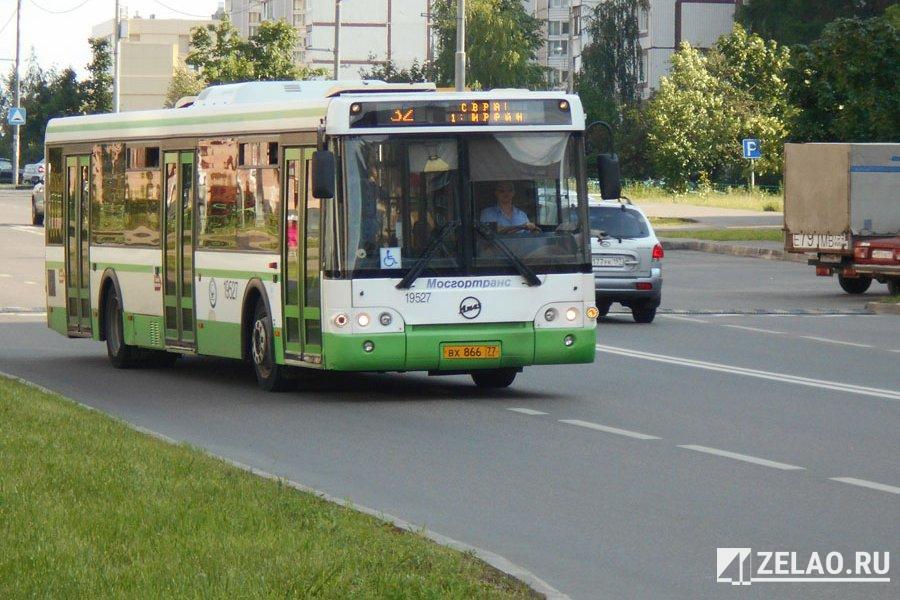 30 маршрутов наземного транспорта заранее перешли на осенний график работы
