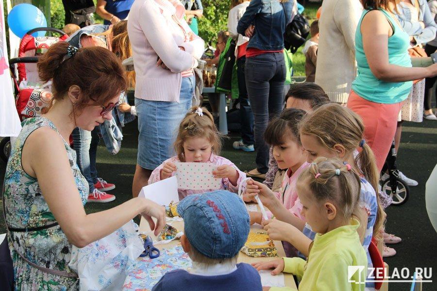 Гигантскую ромашку соберут в День семьи, любви и верности в Крюково