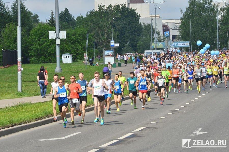 Зеленоградцев приглашают принять участие в Открытом первенстве по лёгкой атлетике