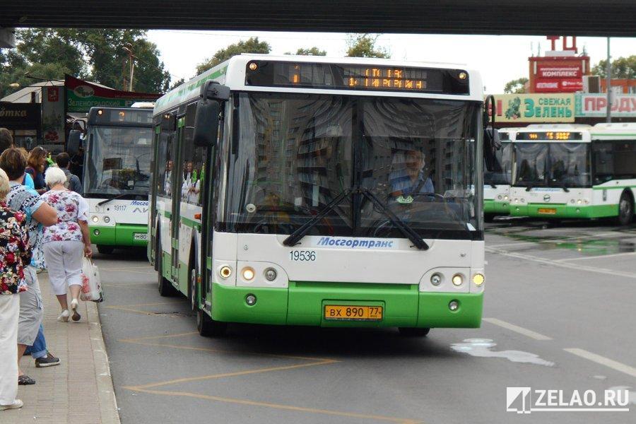 «Олимпийский» марафон в Зеленограде внесет изменения в движение автобусов