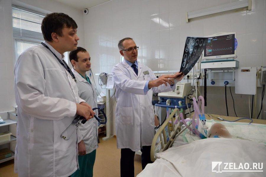 Установки для операций при аритмии появятся в зеленоградском сосудистом центре
