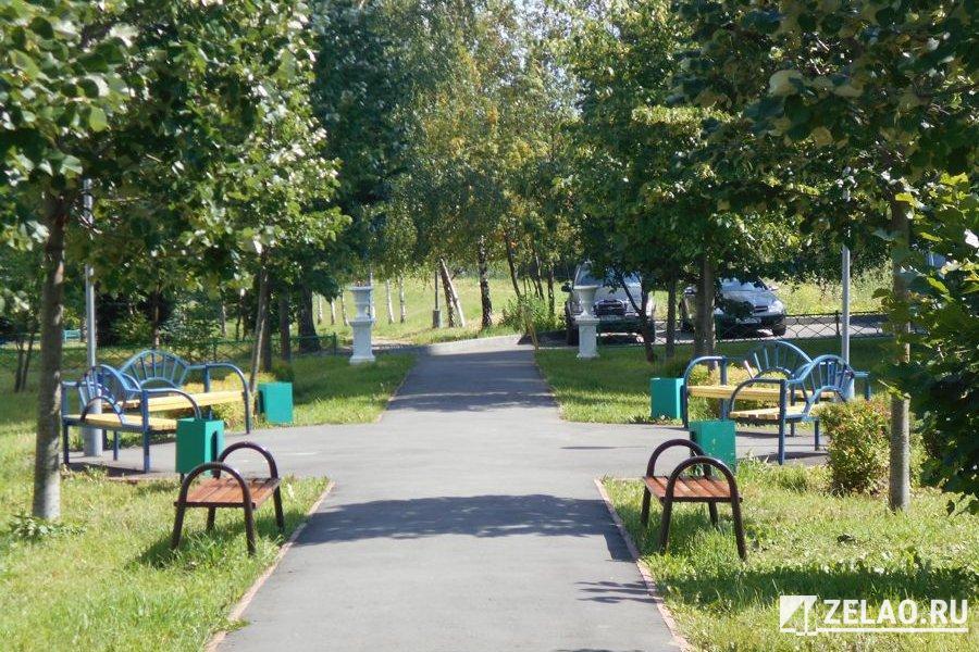 В Савелках приведут в порядок три площадки для отдыха