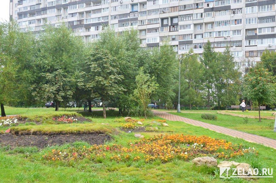В парке «Живые камни» появятся спортплощадка, велопарковка и живая изгородь
