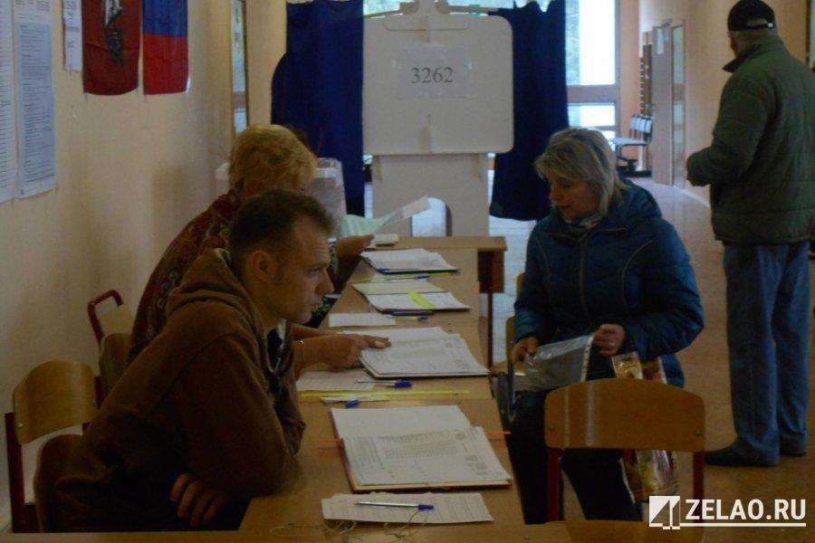 Общественный штаб: голосование в Москве прошло без серьезных нарушений