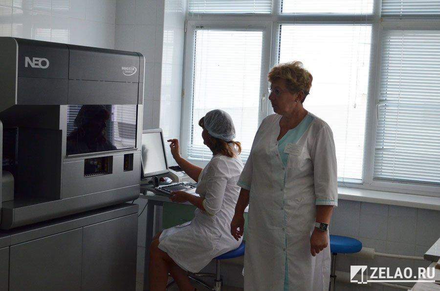 Собянин: Работа сосудистых центров сокращает число смертей от инфарктов