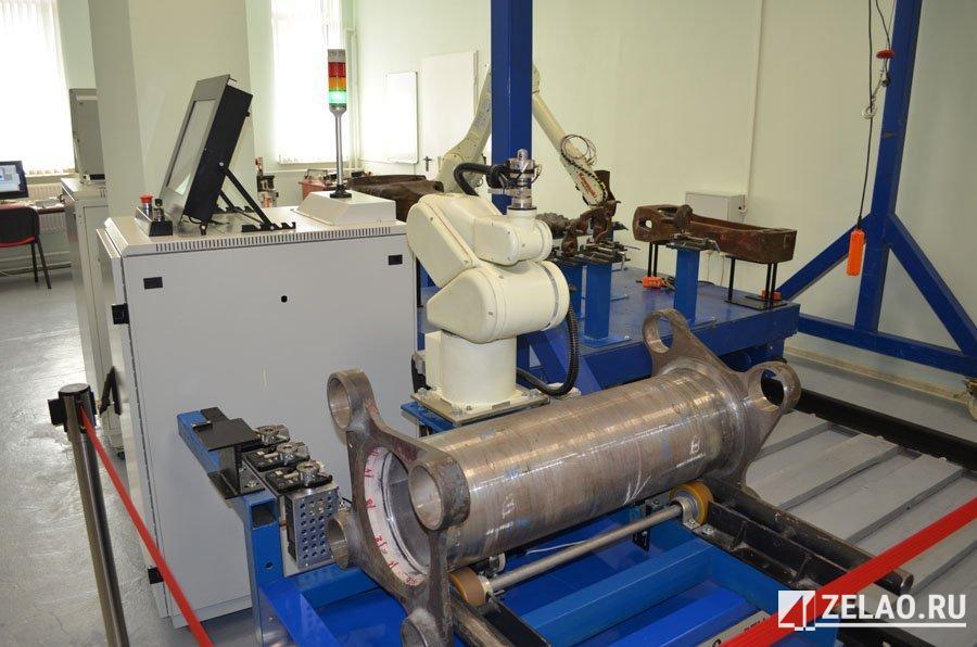 На СТМП открылся новый учебный центр роботизированных технологий